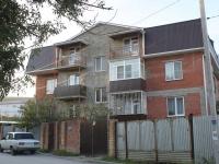 Геленджик, улица Сурикова, дом 84. многоквартирный дом