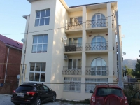 Gelendzhik, Yasenevaya st, house 7. Apartment house