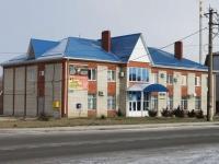 Горячий Ключ, улица Псекупская, дом 151А. многофункциональное здание