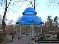 Goryachy Klyuch, 小建筑模型 Беседка в сквереPsekupskaya st, 小建筑模型 Беседка в сквере