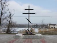 Горячий Ключ, памятник Павшим за Отечествоулица Псекупская, памятник Павшим за Отечество