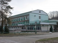Goryachy Klyuch, health resort Изумрудный, Lenin st, house 14