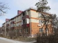 Горячий Ключ, улица Ленина, дом 157А. многоквартирный дом