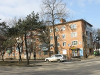 Goryachy Klyuch, Lenin st, house 175. Apartment house