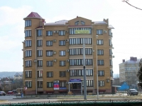 Goryachy Klyuch, Lenin st, house 194. Apartment house