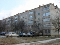 Goryachy Klyuch, Lenin st, house 215. Apartment house