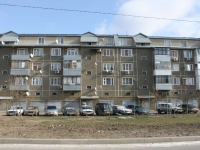 Goryachy Klyuch, Lenin st, house 234. Apartment house