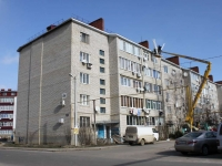 Goryachy Klyuch, Lenin st, house 238. Apartment house