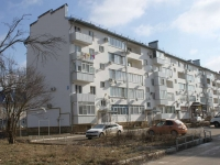 Goryachy Klyuch, Lenin st, house 242А. Apartment house