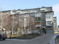 Goryachy Klyuch, Lenin st, house 242. Apartment house