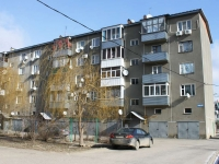 Goryachy Klyuch, Lenin st, house 244. Apartment house