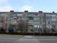 Goryachy Klyuch, Revolyutsii st, house 3. Apartment house