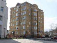 Goryachy Klyuch, st Taranik, house 12А. Apartment house