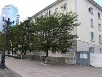 Novorossiysk, Naberezhnaya admirala Serebryakova st, house 3. Apartment house