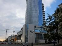 Новороссийск, улица Набережная Адмирала Серебрякова, дом 7. офисное здание