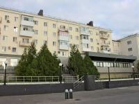 Novorossiysk, Naberezhnaya admirala Serebryakova st, house 23. Apartment house