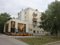 新罗西斯克市, 咖啡馆/酒吧 Лагуна, Naberezhnaya admirala Serebryakova st, 房屋 25