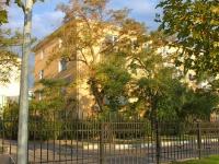Novorossiysk, Naberezhnaya admirala Serebryakova st, house 41. Apartment house