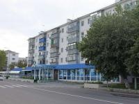 新罗西斯克市, Naberezhnaya admirala Serebryakova st, 房屋 61. 公寓楼