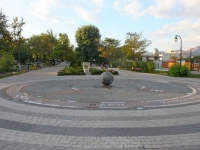 新罗西斯克市, 纪念碑 КомпасNaberezhnaya admirala Serebryakova st, 纪念碑 Компас