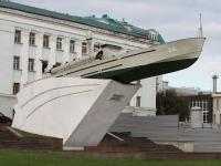 Novorossiysk, monument Героическим морякам-черноморцамNaberezhnaya admirala Serebryakova st, monument Героическим морякам-черноморцам
