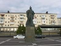 新罗西斯克市, 纪念碑 Неизвестному матросуNaberezhnaya admirala Serebryakova st, 纪念碑 Неизвестному матросу