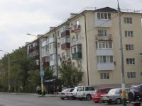 Новороссийск, улица Героев Десантников, дом 1. многоквартирный дом