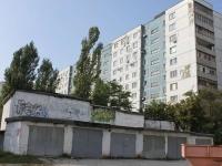 Novorossiysk, Geroev Desantnikov st, house 18. Apartment house