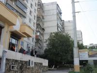 Novorossiysk, Geroev Desantnikov st, house 24. Apartment house