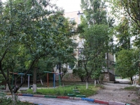 Novorossiysk, Geroev Desantnikov st, house 38. Apartment house