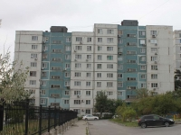 Novorossiysk, Geroev Desantnikov st, house 55А. Apartment house