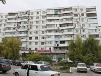 Novorossiysk, Geroev Desantnikov st, house 65/1. Apartment house with a store on the ground-floor