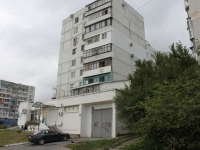 Novorossiysk, Geroev Desantnikov st, house 65/3. Apartment house with a store on the ground-floor