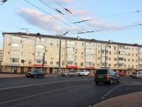 Новороссийск, Ленина проспект, дом 4. многоквартирный дом