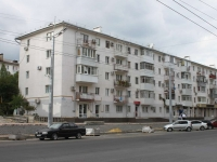 Novorossiysk, Lenin avenue, house 15. Apartment house