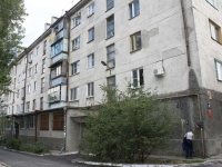 Novorossiysk, Lenin avenue, house 40А. Apartment house with a store on the ground-floor