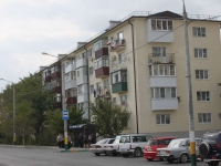 Novorossiysk, Lenin avenue, house 91. Apartment house