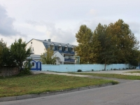 Novorossiysk, sports club Черноморец, Lenin avenue, house 95А