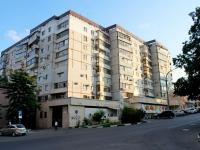 Новороссийск, улица Толстого, дом 4. многоквартирный дом