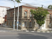 Novorossiysk, Tolstoy st, house 8. Apartment house