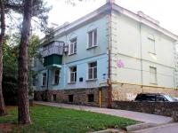 Новороссийск, улица Толстого, дом 13. многоквартирный дом