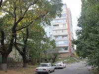 Новороссийск, улица Толстого, дом 17. многоквартирный дом