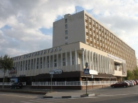 Новороссийск, улица Исаева, дом 2. гостиница (отель) Новороссийск