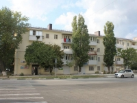 Novorossiysk, Isaev st, house 13. Apartment house