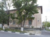 Novorossiysk, Isaev st, house 25. Apartment house