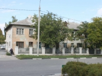 Novorossiysk, Kunikov st, house 3. Apartment house