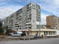 Novorossiysk, Kunikov st, house 11. Apartment house with a store on the ground-floor