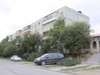 Novorossiysk, Kunikov st, house 64. Apartment house