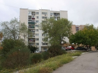 Novorossiysk, Kunikov st, house 94. Apartment house with a store on the ground-floor
