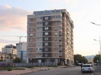 Новороссийск, улица Свердлова, дом 16Б. многоквартирный дом
